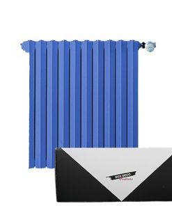 Box peinture radiateur