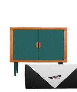 Box peinture meuble bois