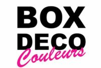 BOX DECO COULEURS