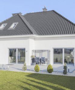 facade elastique blanc