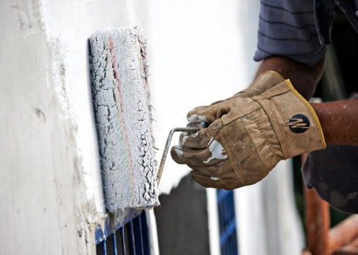 Fixateur façade peinture acrylique murale extérieure aspect satin Aqua façade - 10L / 100m²