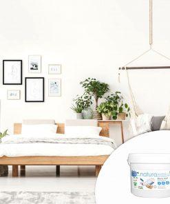 Peinture mur et plafond blanc mono-couche