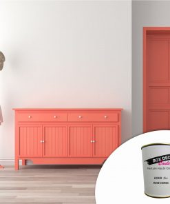 Peinture meuble bois acrylique aspect mat Aqua Bois